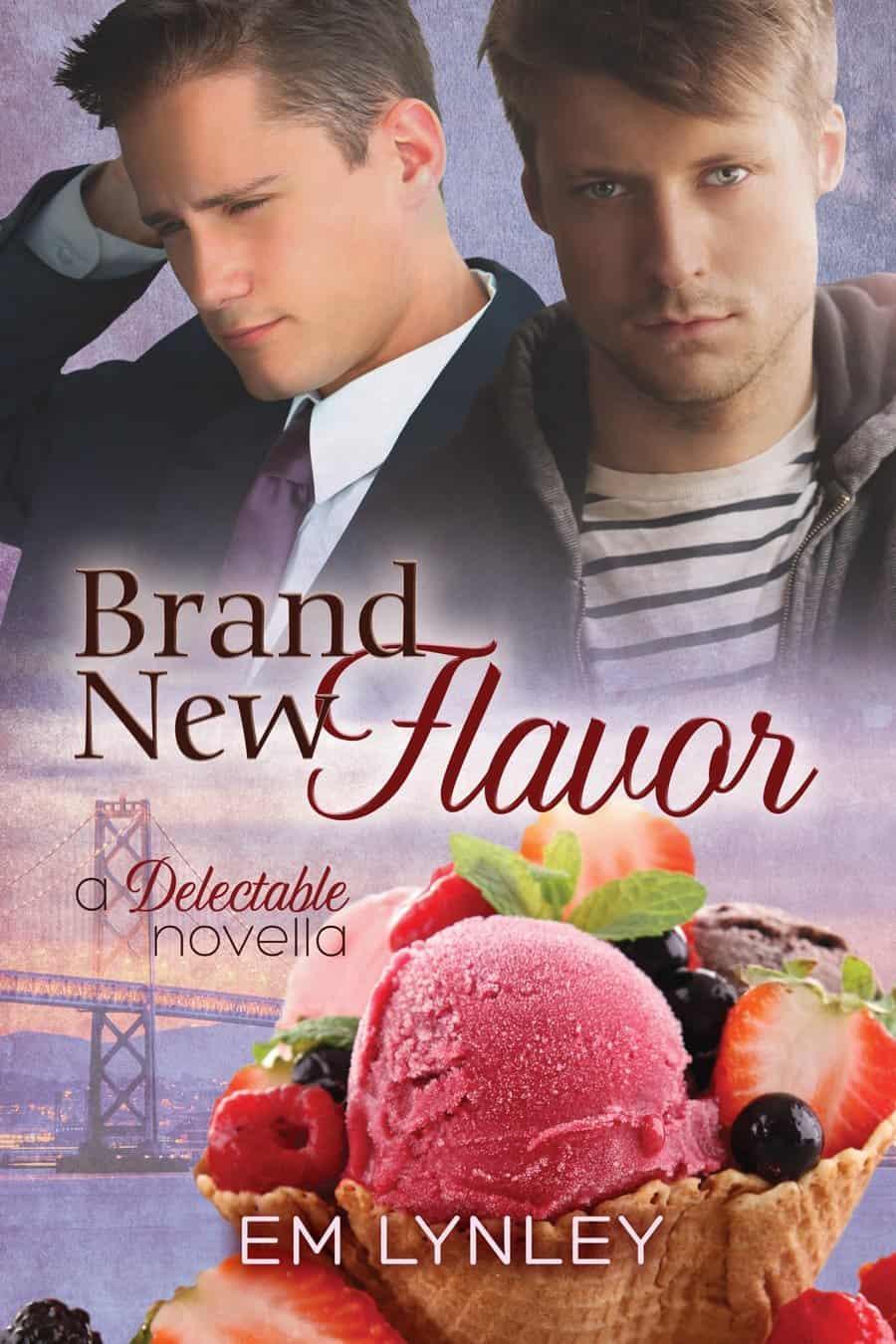 Brand New Flavor by EM Lynley