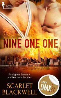 Nine One One by Scarlet Blackwell