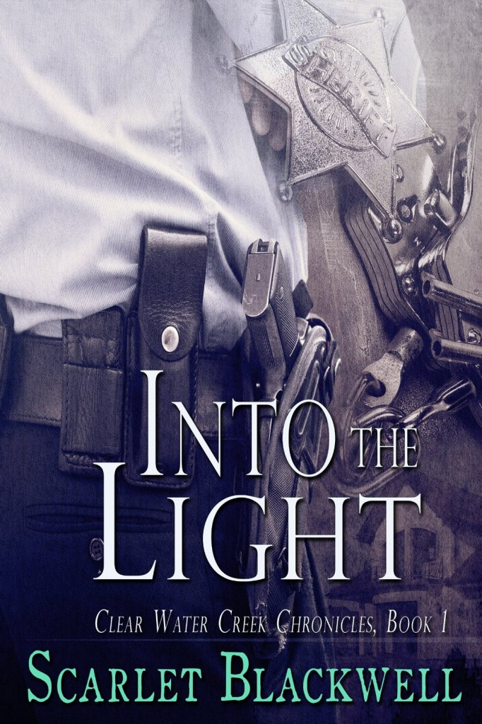 Into the Light Scarlet blackwell