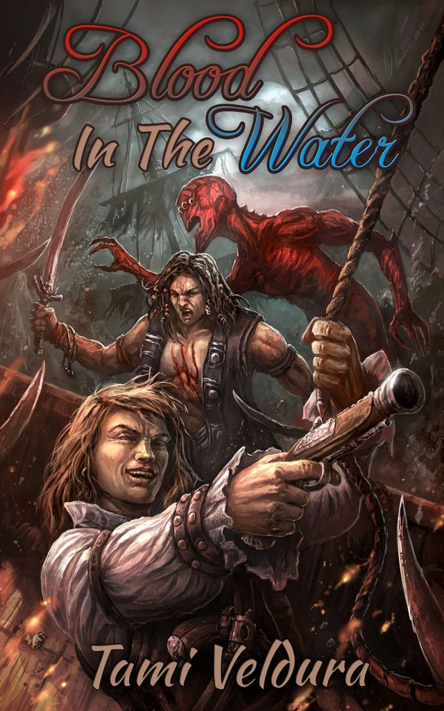 Blood In The Water by Tami Veldura