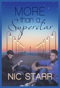 Author Spotlight: Nic Starr