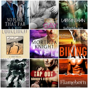 New Releases:  #GLBT Romances Coming January 2015