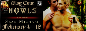 Book Tour and Review: Two Howls by Sean Michael