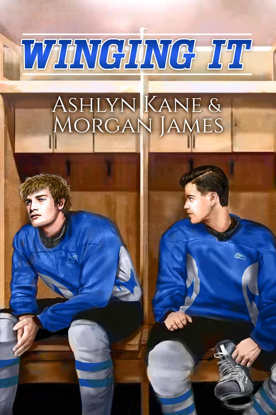 Blog Tour, Review and Giveaway: Winging It by Ashlyn Kane and Morgan James