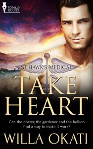 Take Heart by Willa Okati