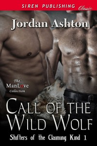 Call of the Wild Wolf by Jordan Ashton #mmromance #giveaway
