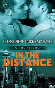 In the Distance by Nikka Michaels and Eileen Griffin #mmromance #LGBT