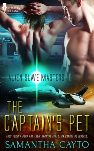 The Captians Pet by Samantha Cayto