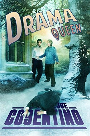Blog Tour: Drama Queen (A Nicky and Noah Mystery) by Joe Cosentino