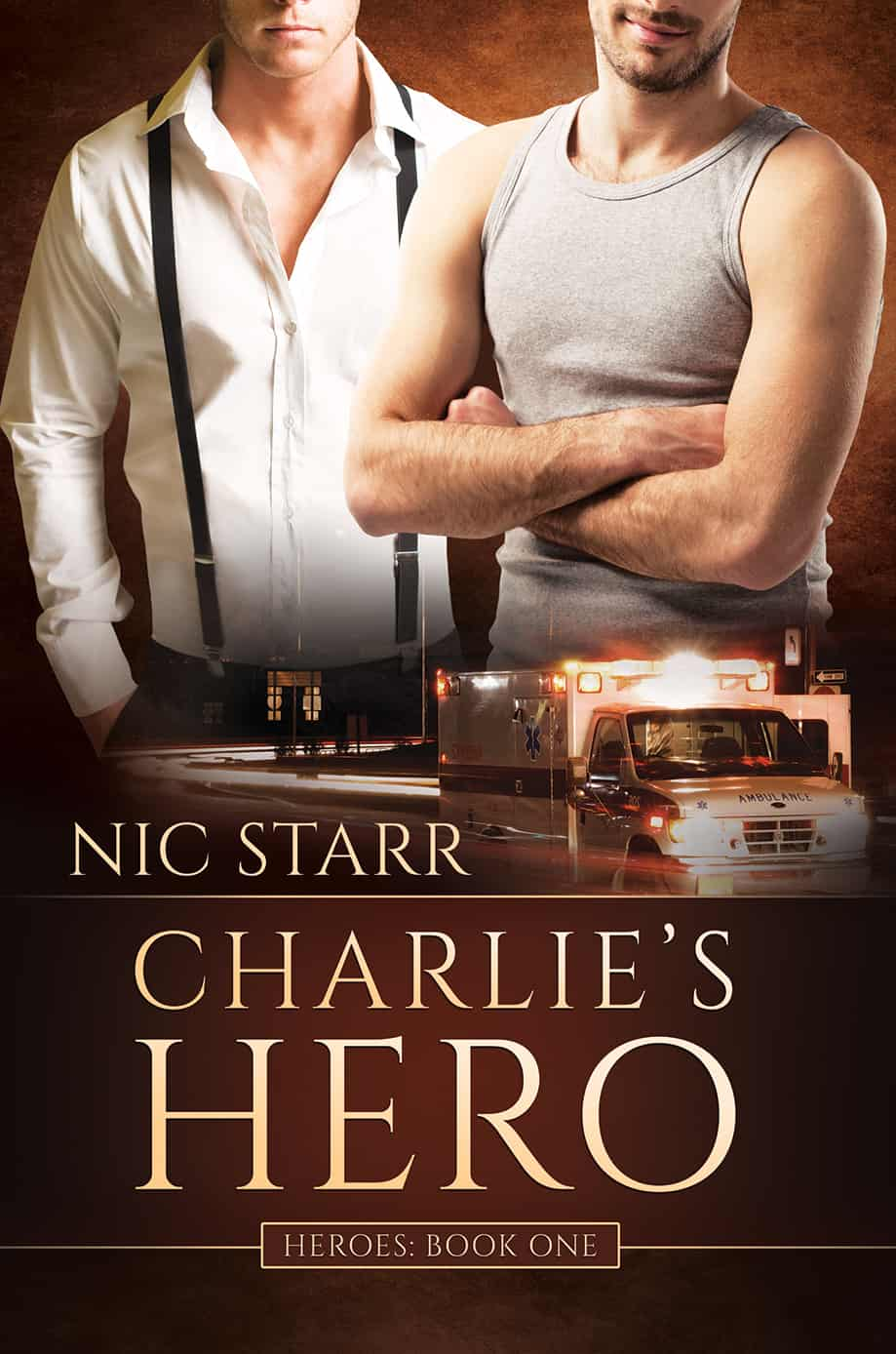 Blog Tour and Review: Charlie's Hero by Nic Starr