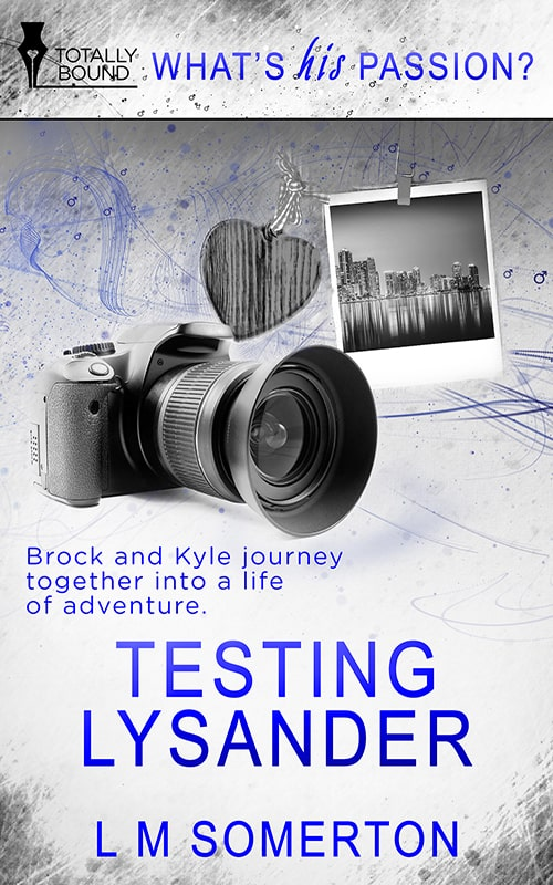 Testing Lysander by L.M. Somerton