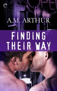 Finding Their Way (Restoration #2) by A.M. Arthur