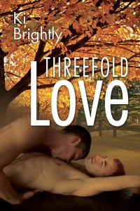 Author Spotlight: Ki Brightly and her newest book Threefold Love