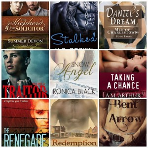 New #GLBTQ Romance Books for September 2015