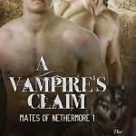 Book Tour:  A Vampire's Claim by Jordan Ashton