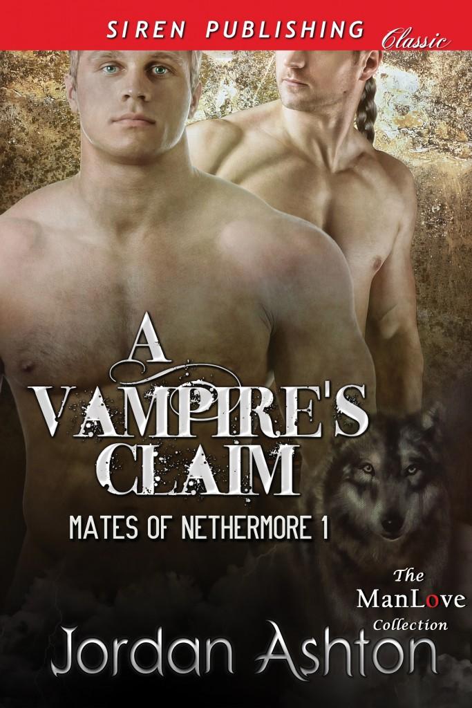 A Vampire's Claim by Jordan Ashton