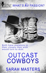 Outcast Cowboys by Sarah Masters