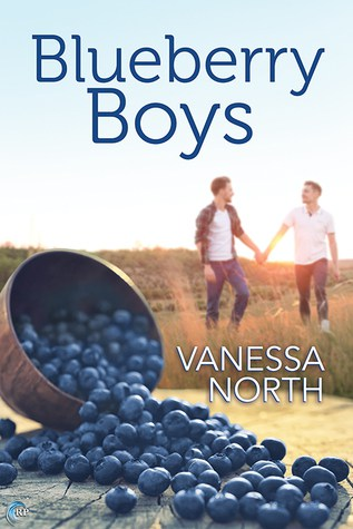 Blueberry Boys by Vanessa North