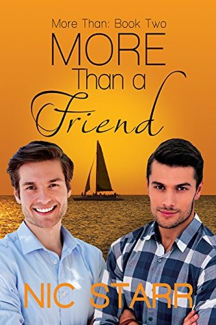 More than a Friend by Nic Starr