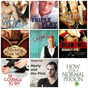 New #GLBTQ Romance Books For October 2015