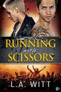 Running with Scissors by L.A. Witt