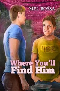 Where you'll find him by mel bossa