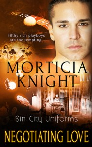 Negotiating Love by Morticia Knight