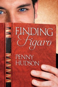 Author Spotlight: Penny Hudson and her newest book Finding Figaro