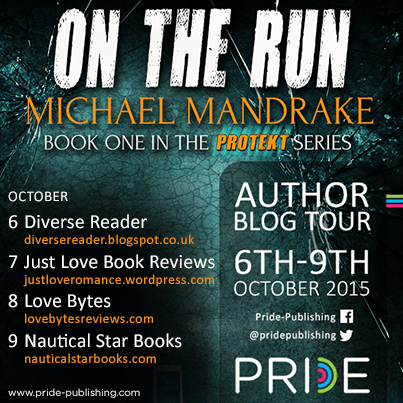 On the Run by Michael Mandrake