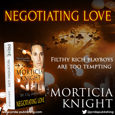 Negotiating Love Graphic