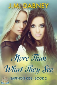 Book Tour: More Than What They See by J.M. Dabney