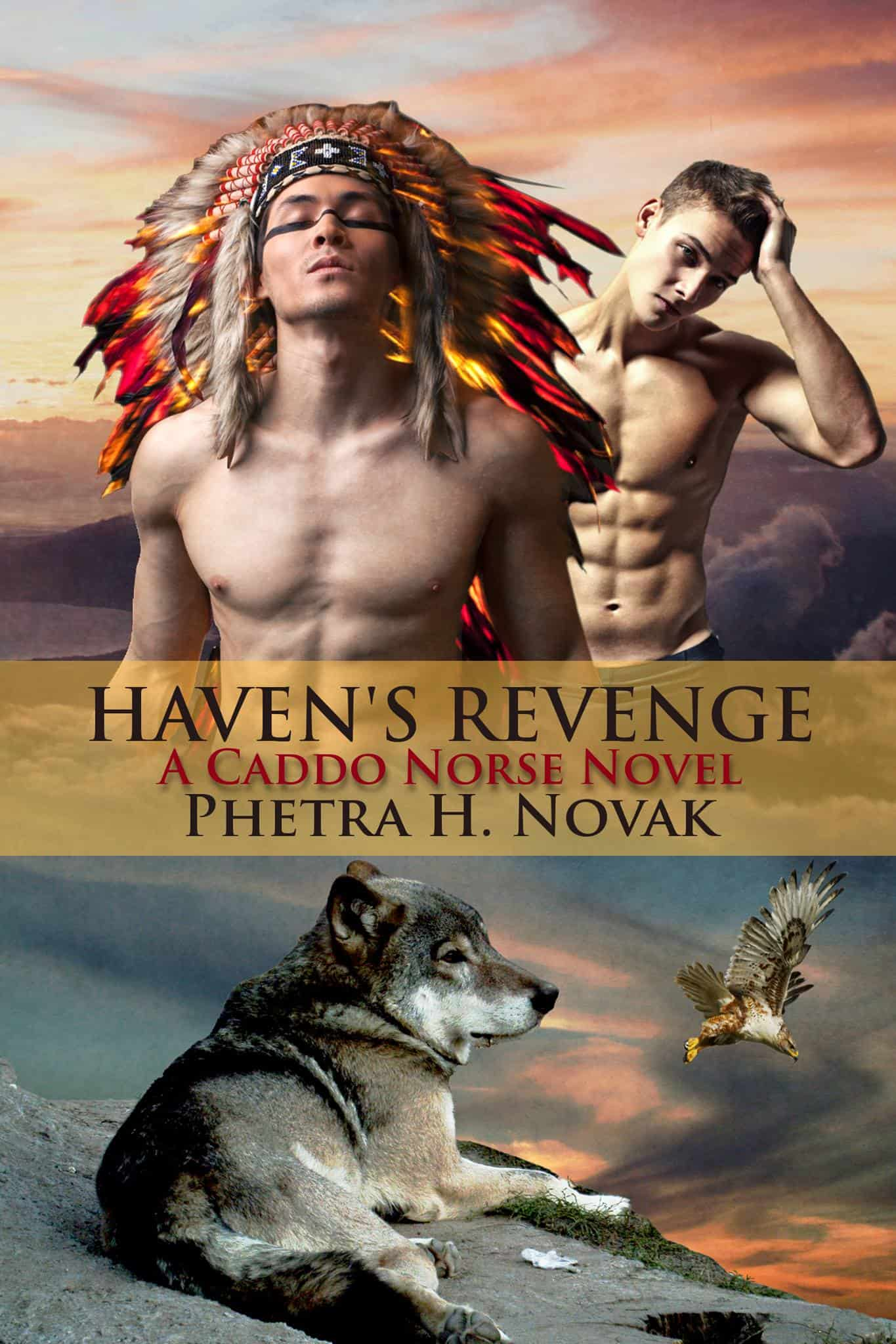 Blog Tour: Haven's Revenge and author spotlight with Phetra H. Novak