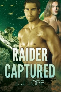Blog Tour:  Raider Captured by J. J. Lore
