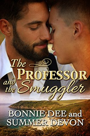 The professor and the smuggler by summer devon