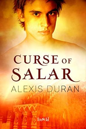 Author Spotlight with Alexis Duran and her newest book Curse of Salar