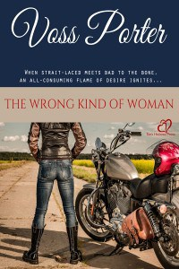 The Wrong Kind of Woman by Voss Porter