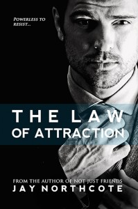 Book Tour:  Law of Attraction by Jay Northcote