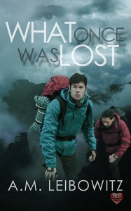 Blog Tour:  What Once Was Lost by A.M. Leibowitz