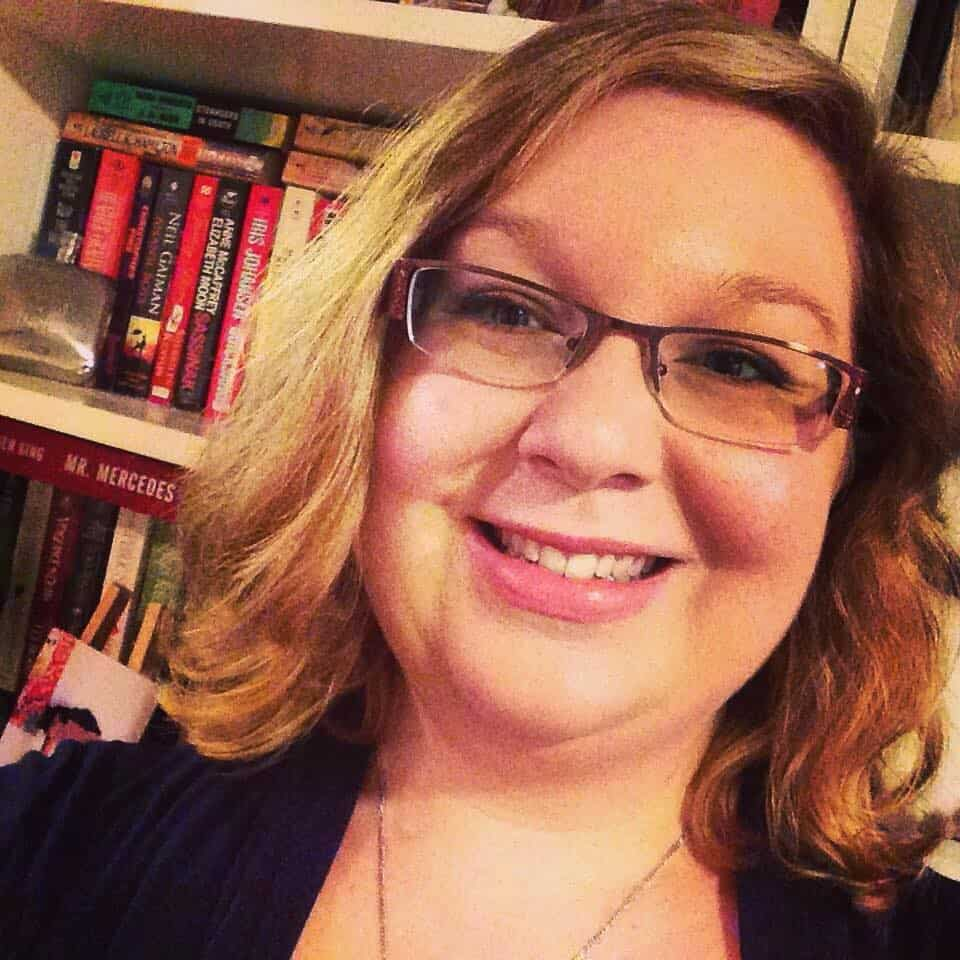 Author Spotlight with Michelle Osgood and her new book The Better to Kiss You With