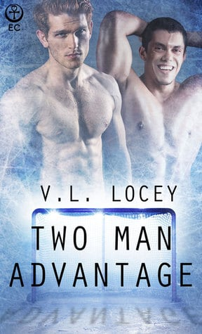 Two Man Advantage by VL Locey