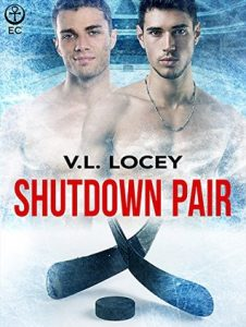 Shutdown Pair by V.L. Locey