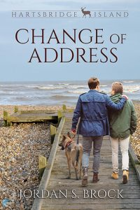Change of Address by Jordan S. Brock