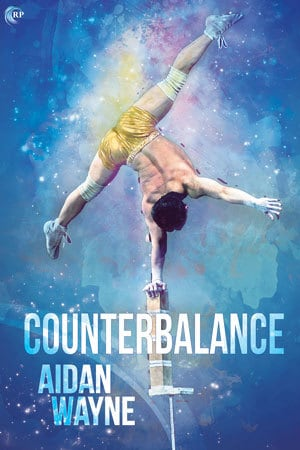 In Counterbalance by Aidan Wayne, Bao works with Cirque Brilliance doing acrobatics. John is intrigued but massive scarring has left him hesitant about love