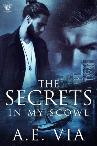 The Secrets in My Scowl by A.E. Via