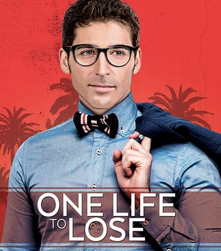 One Life to Lose (Queers of La Vista)  by Kris Ripper