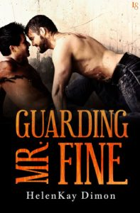 Guarding Mr. Fine by HelenKay Dimon is one of the best bodyguard romance novels and will have you on the edge of your seat!