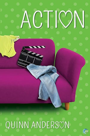 Sweet Porn Star Romance: Action (Murmur Inc. #2) by Quinn Anderson