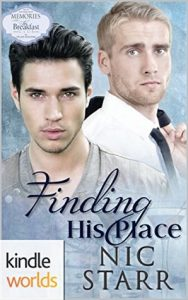 Finding His Place by Nic Starr