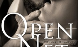 Open Net (Cayuga Cougars #2) by V.L. Locey
