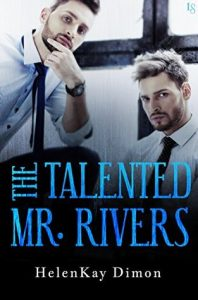 Awesome MM Suspense Romance Novel The Talented Mr. Rivers by HelenKay Dimon